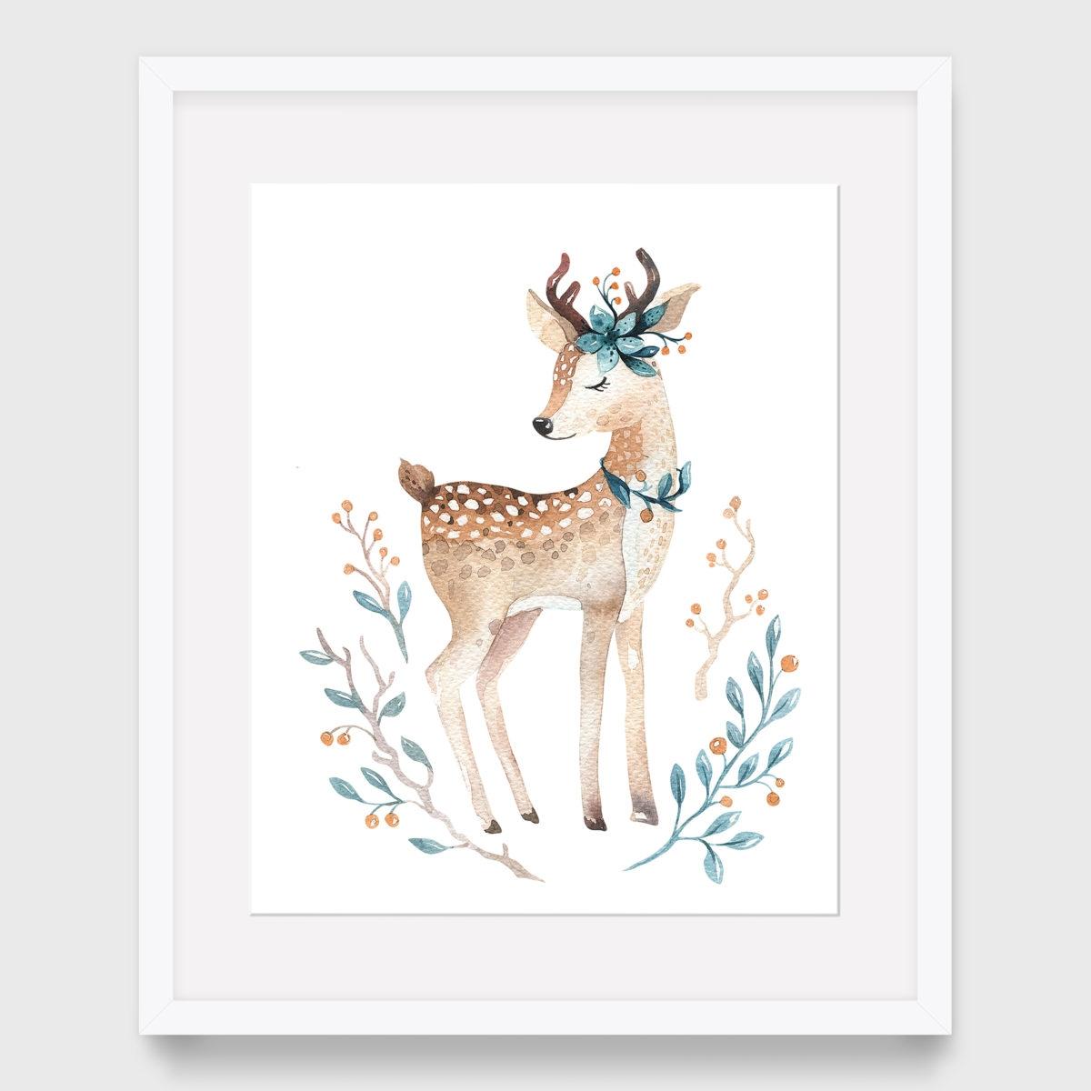 16. Deer