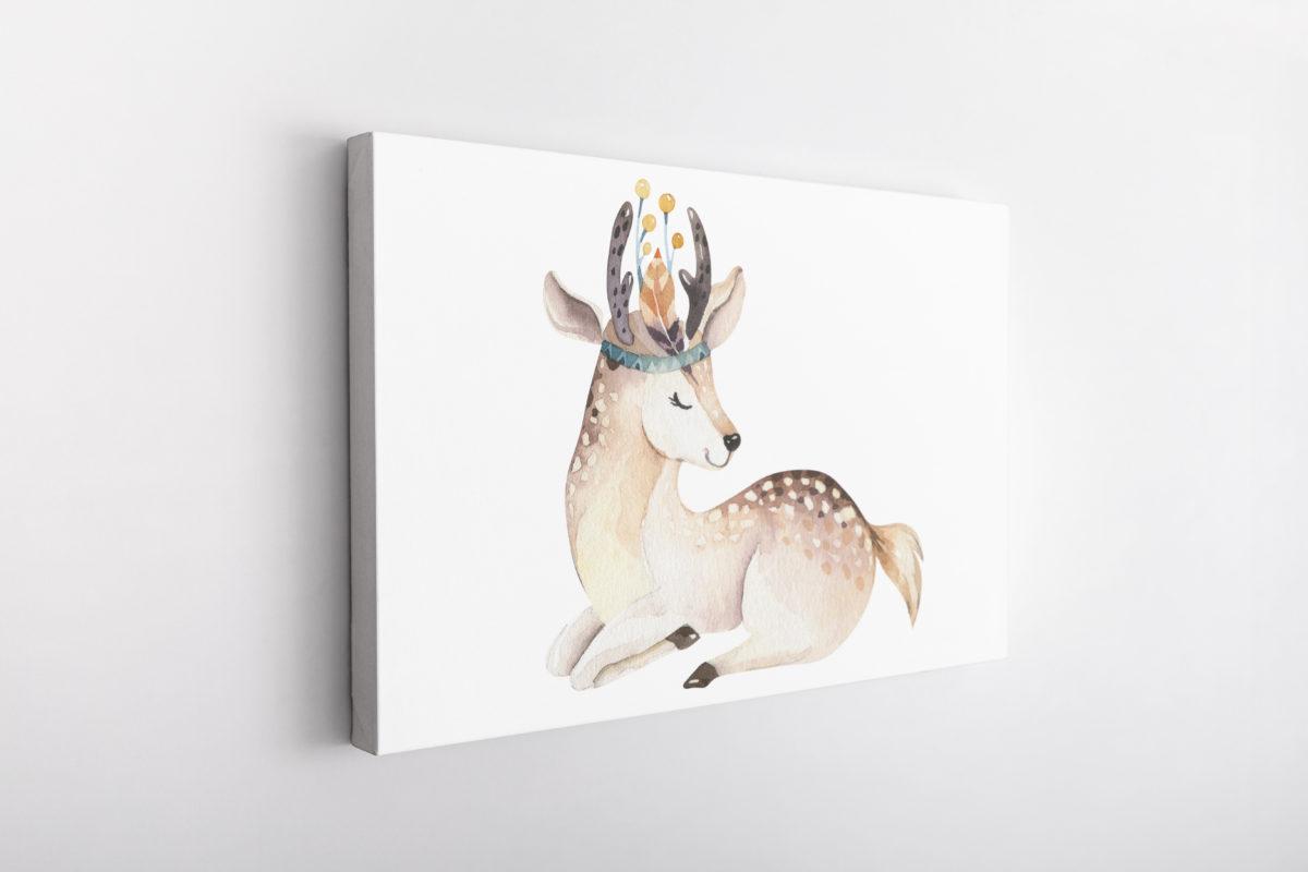 47. Deer without Bird