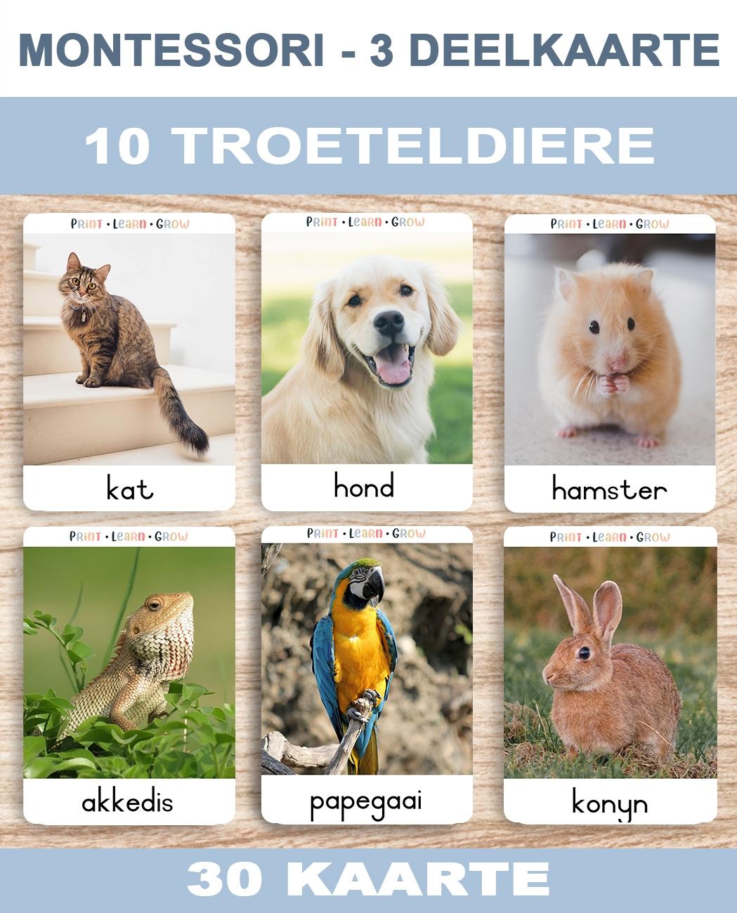 0. Troeteldiere – Cover – TemplateA