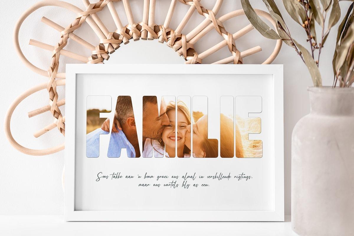 0. Familie – Cover Frame