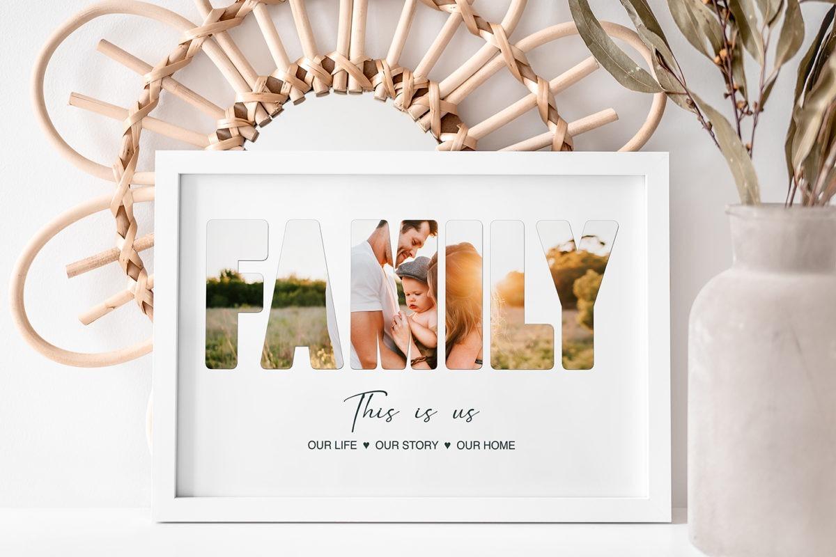 0. Family – Cover Frame