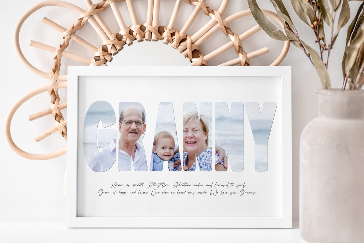 0. Granny – Cover Frame