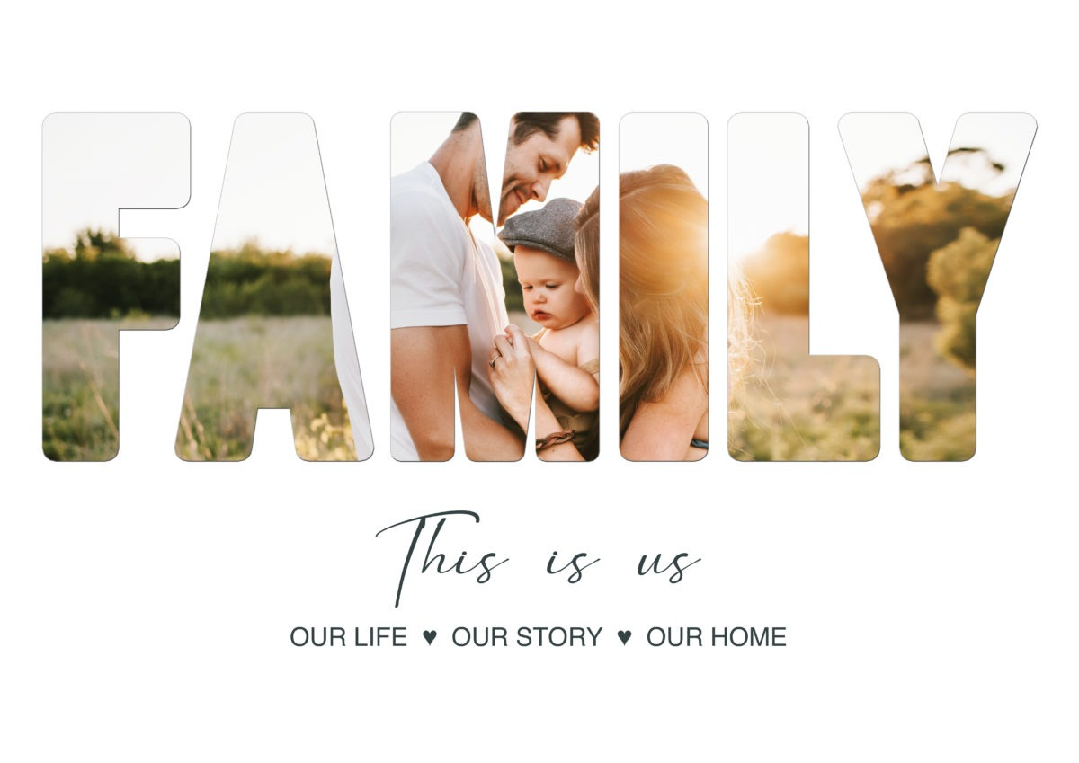 2. Family – Template – A2