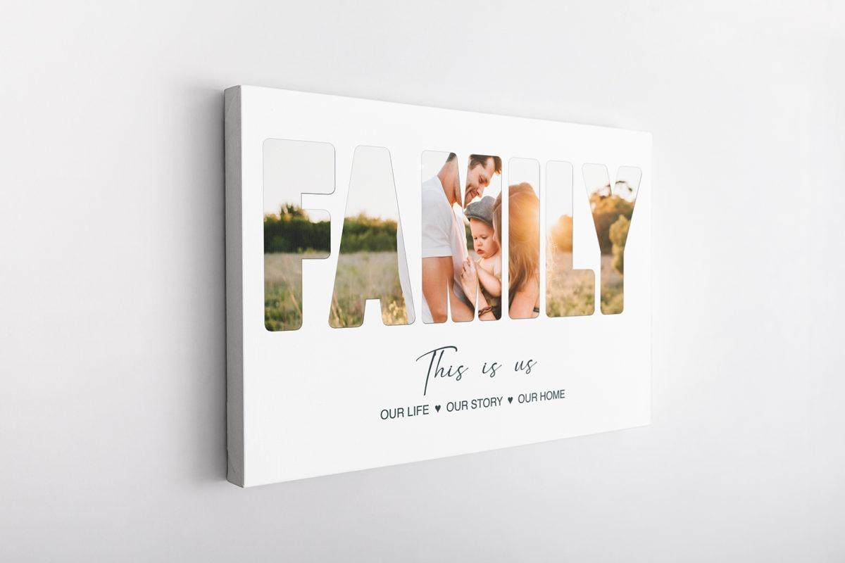 Family – Canvas