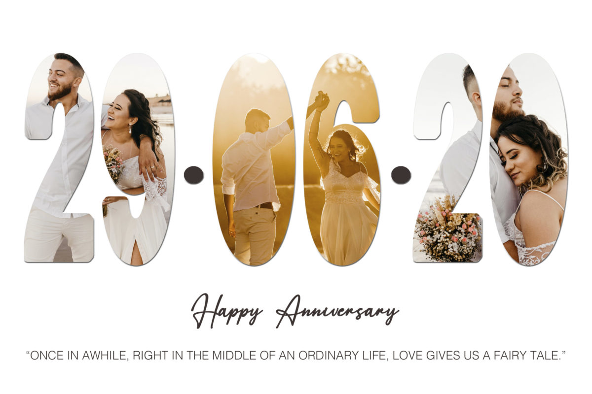 Happy Anniversary – 6 Picture – short number