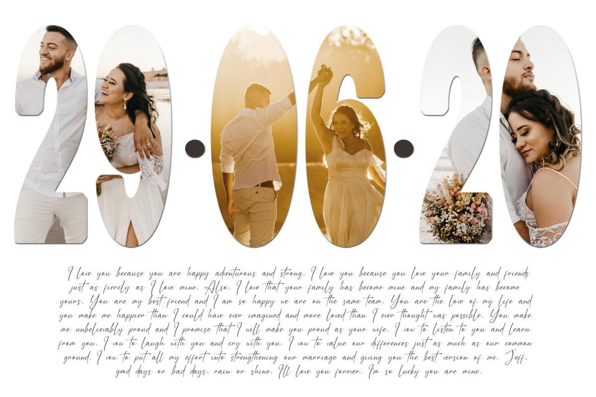 Happy Anniversary – Vows