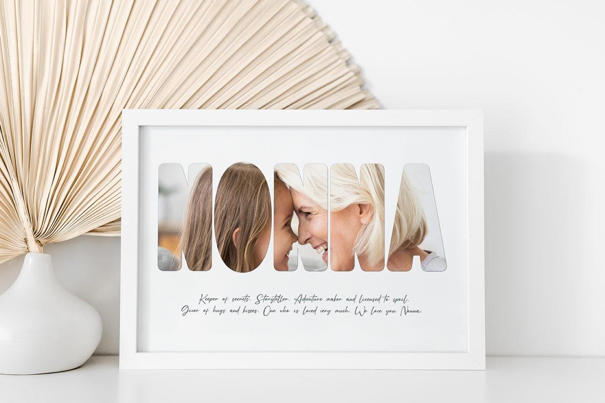 0. Nonna – Cover Frame