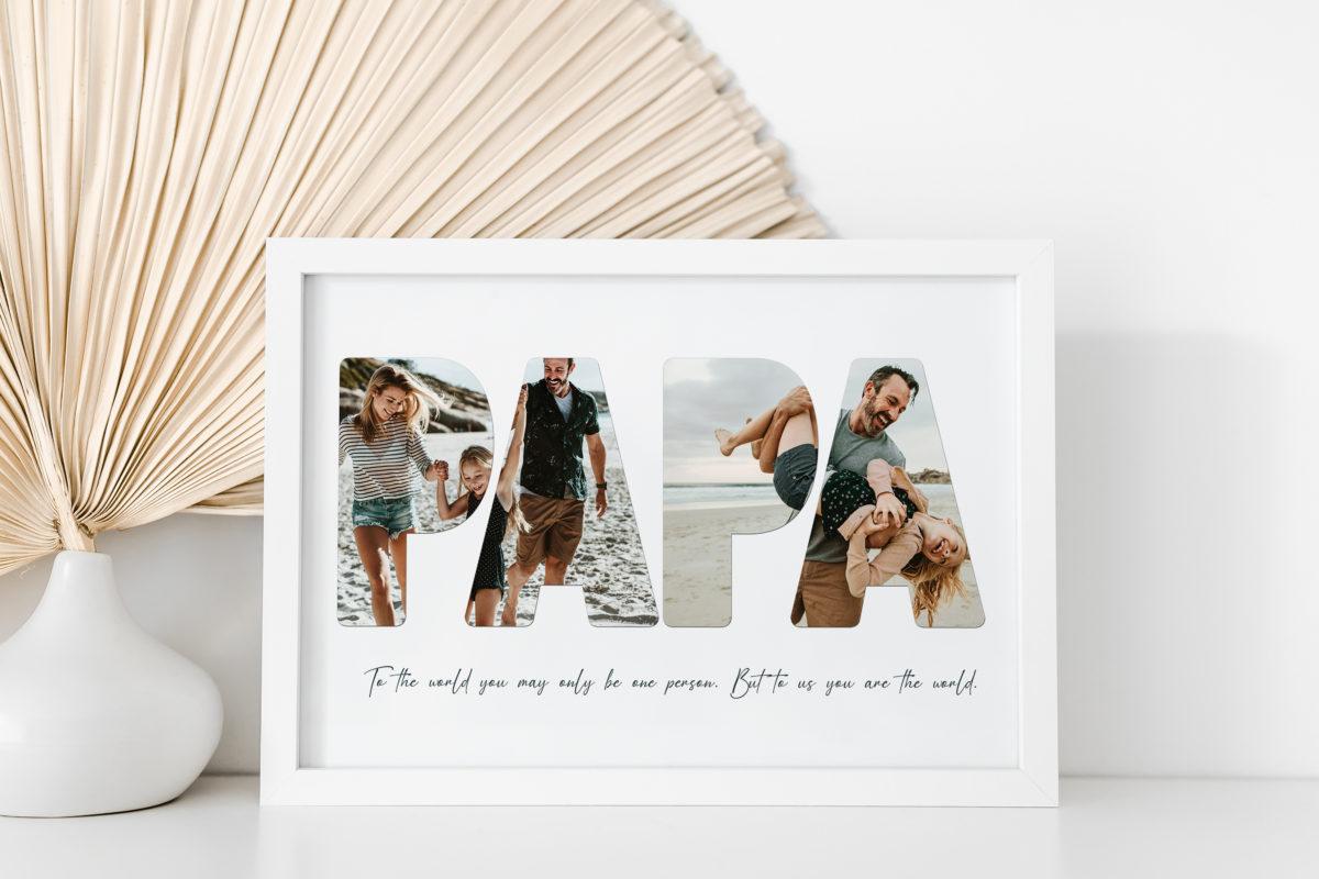 0. Papa – Cover Frame
