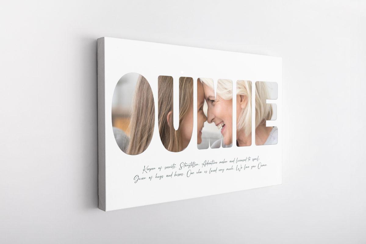 1. Oumie – Canvas