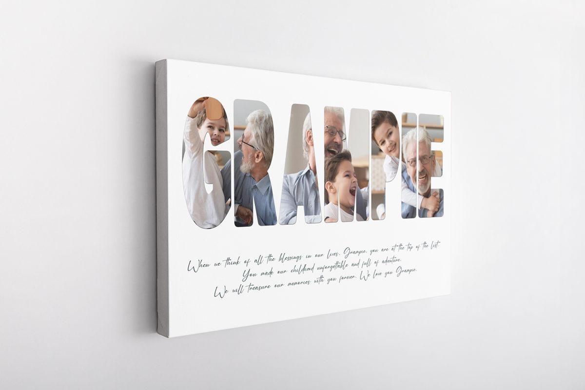 Grampie – Canvas