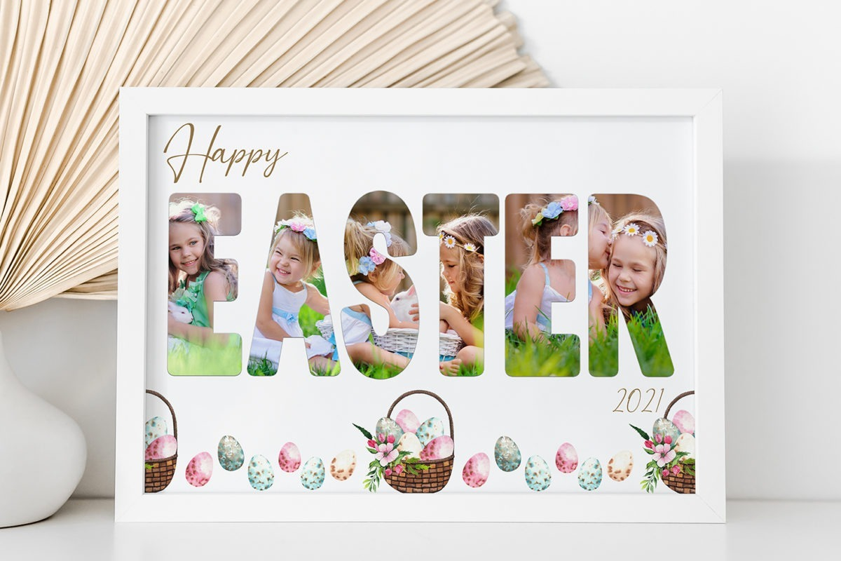 Happy Easter 2021 – Girl
