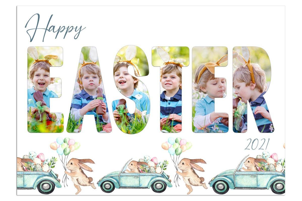 Happy Easter 2021 – boy