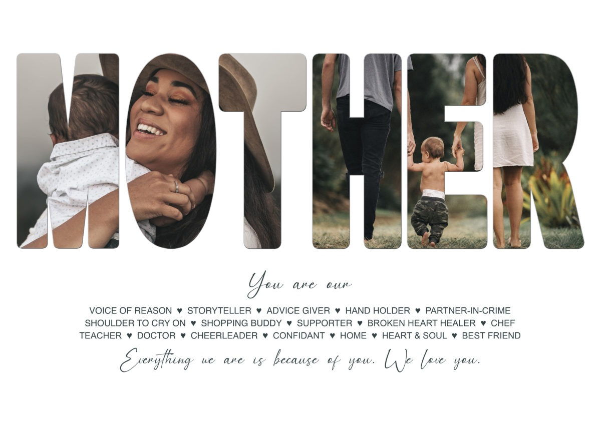Mother – Template – A2
