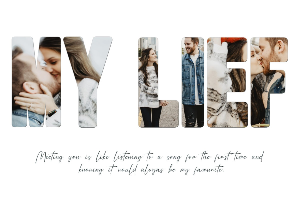 My Lief – Template – A2