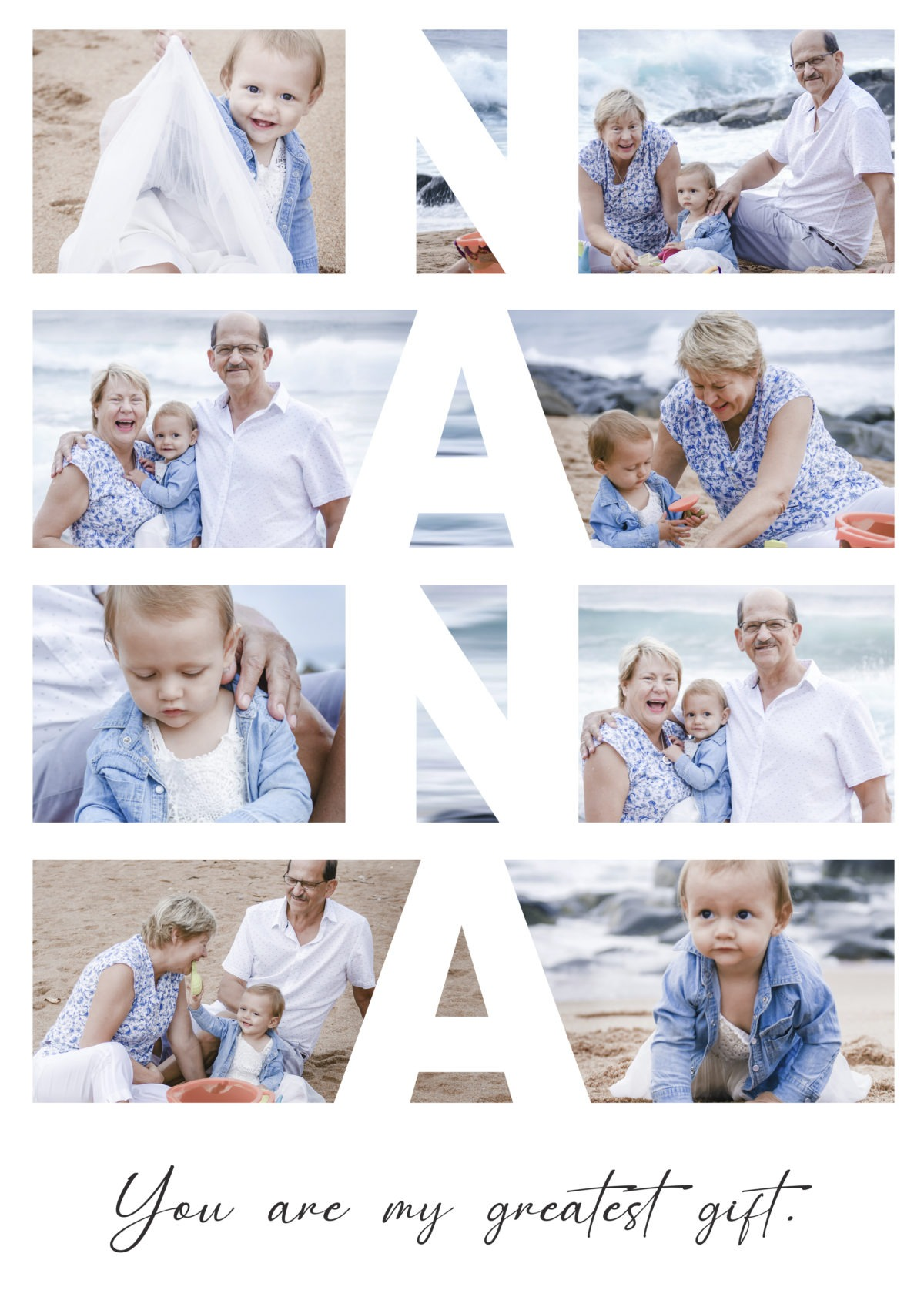 Nana – Poster – A3 Template