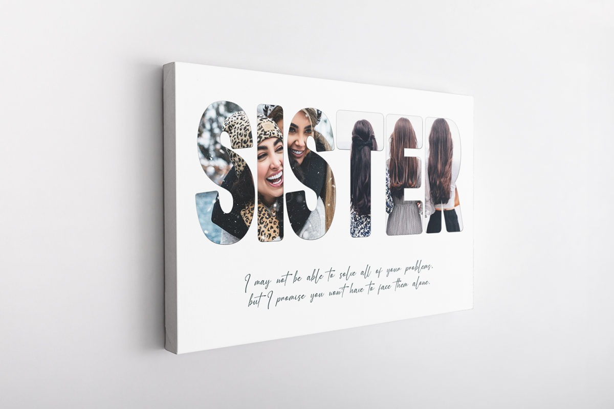 Sister – Canvas