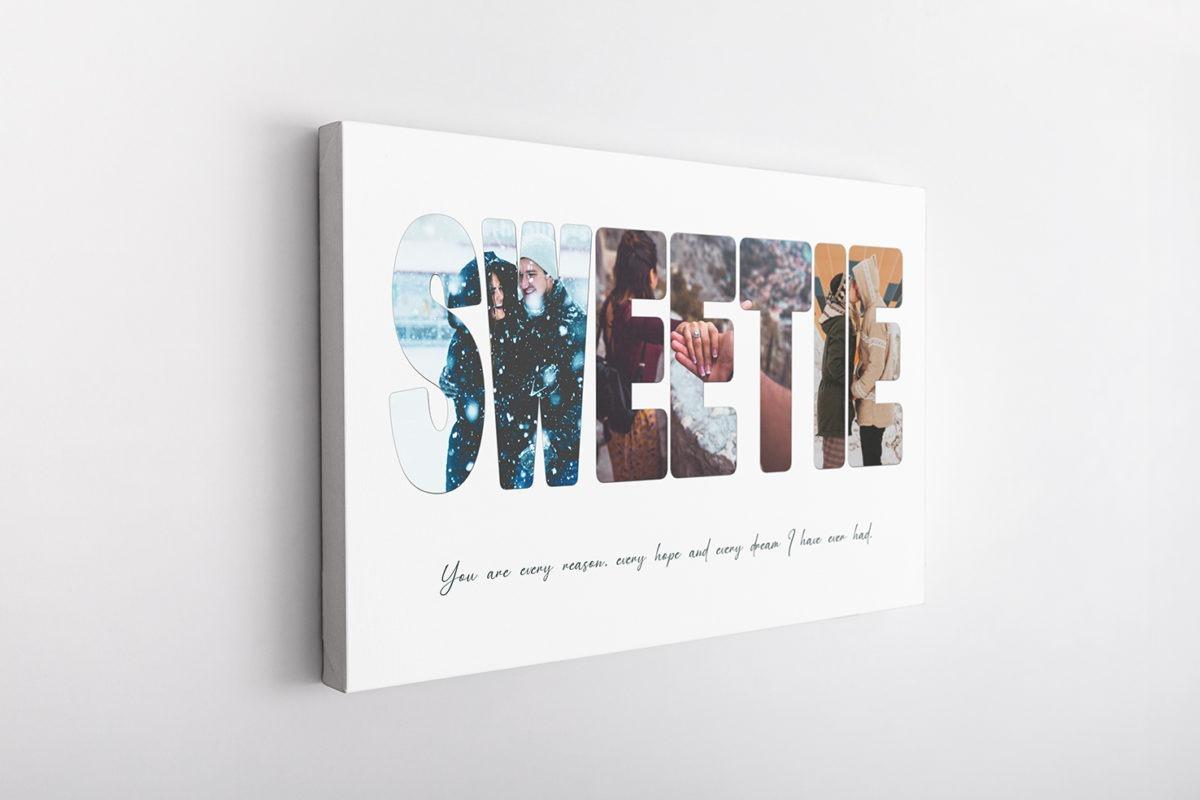 Sweetie – Canvas