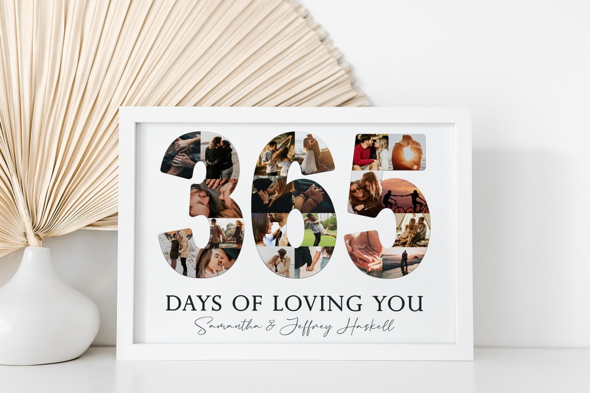 365 days of loving you – Cover
