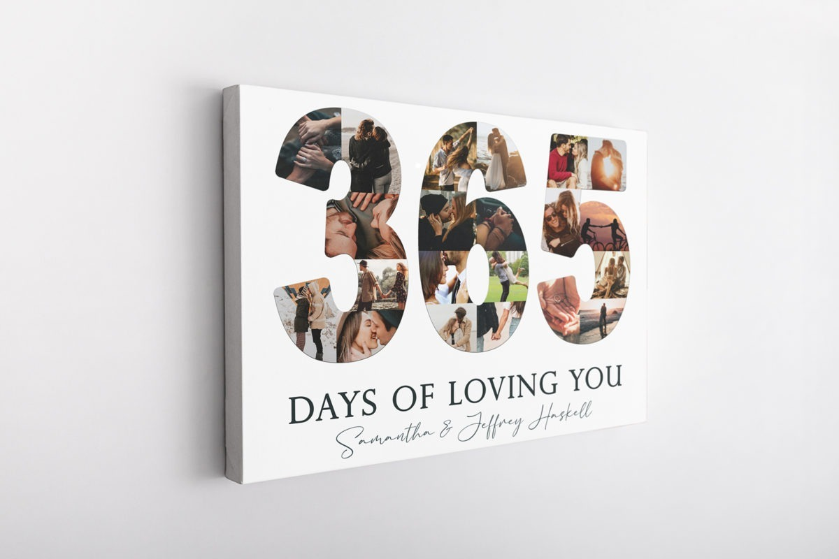 365 days of loving you – camvas